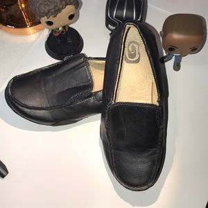 Children's place driving loafers. Size2